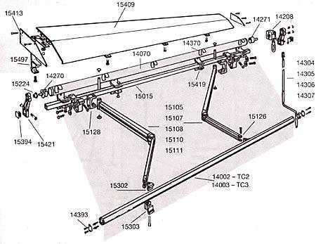 continental alpha awning parts csc    usa