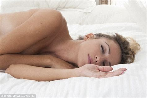 Sleeping NAKED is good for your health leading to better ...