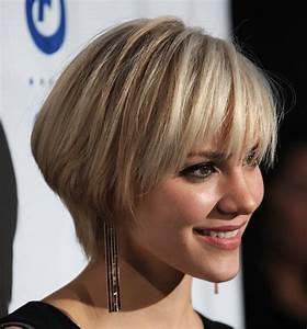 Coiffure Carre Plongeant : coiffure carr plongeant informations conseils et photos ~ Nature-et-papiers.com Idées de Décoration