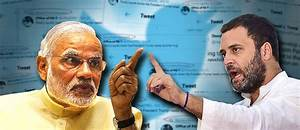 Controversy on ... Modi Vs Rahul Quotes