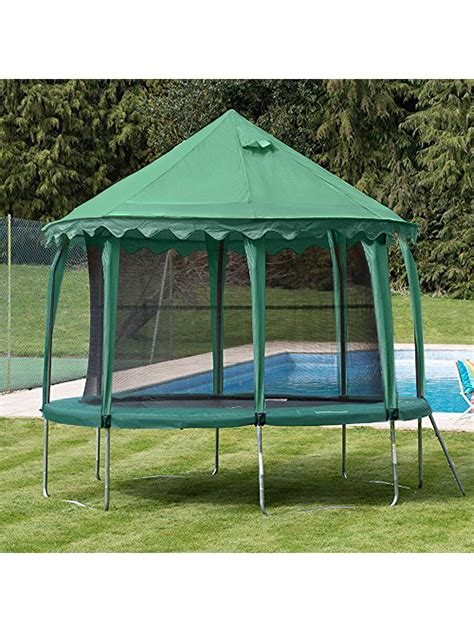 jumpking 7 x 10ft troline circus tent canopy at