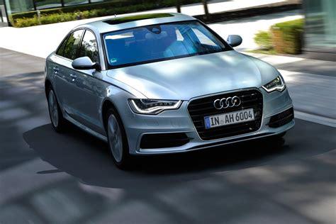 Audi A6 Hybrid by Audi A6 Hybrid Drive Auto Express