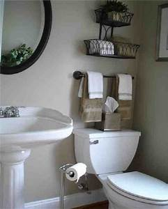 Small bathroom space saving ideas for above the toilet for Small bathroom space saver ideas