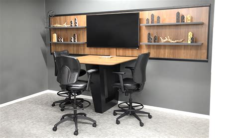 Dallas Showroom National Office Furniture