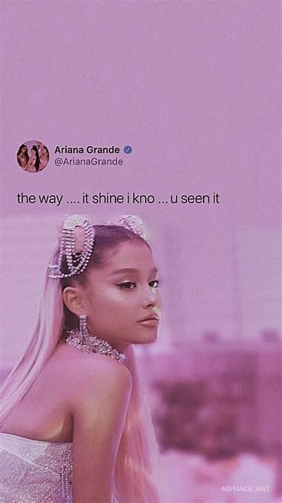 Ariana Grande Rings Wallpapers Aesthetic Songs Crybaby