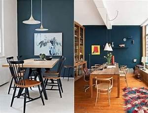 salle a manger vert et marron With peinture salle à manger
