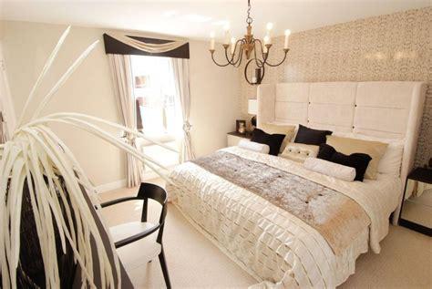 Beige And Black Bedroom, White And Beige Bedroom Idea