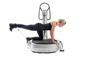 Power Plate Exercise Positions