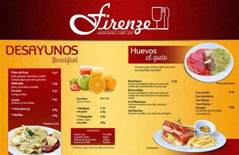 disenos de menus de restaurantes buscar  google