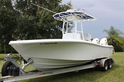 yellowfin hybrid 26 hull truth florida tampa boats fishing factory