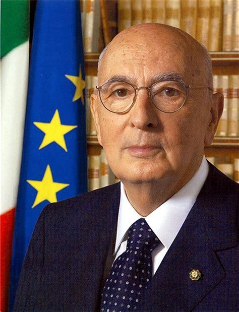 Segretario Generale Presidenza Consiglio Dei Ministri by Presidenza Della Repubblica Napolitano Si 232 Dimesso In