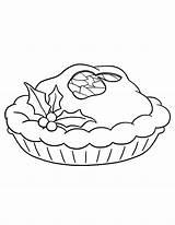 Pie Apple Coloring Bulkcolor Kleurplaten Template Folk Appeltaart Sketch sketch template