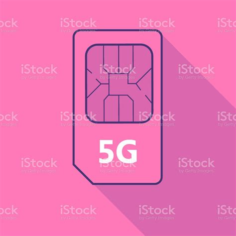 Maybe you would like to learn more about one of these? 5g Sim Card Icon Stock Illustration - Download Image Now - iStock