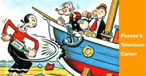 Popeye, Olive Oyle And Wimpy