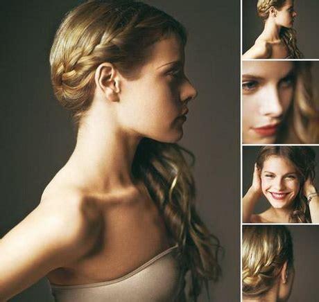 frisur lange haare offen