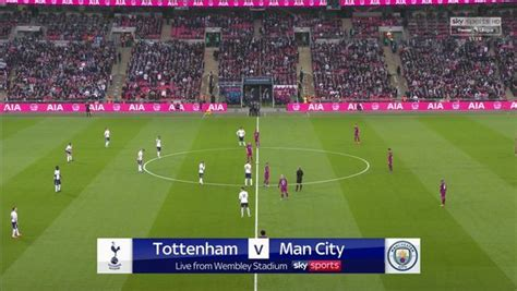 Tottenham Hotspur vs Manchester City Full Match Replay ...