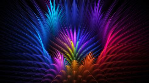 Abstract Colors 4k Wallpaper [3840x2160]