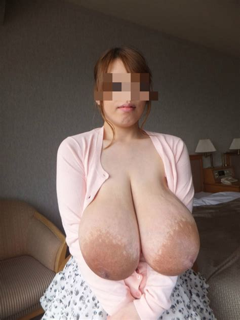 More Gorgeous Delicious Monster Dark Brown Areolas