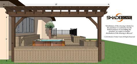 diy trellis designs western timber frame