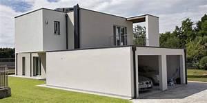 Modernes Haus Grundriss : modernes haus grundriss moderne h user mit flachdach und ~ Lizthompson.info Haus und Dekorationen