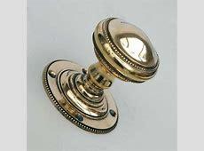 Beautiful Unlacquered Brass Door Knobs Pictures Inspiration - Home ...
