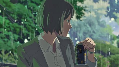 Garden Of Words Anime Movie / The Garden Of Words Anime ...