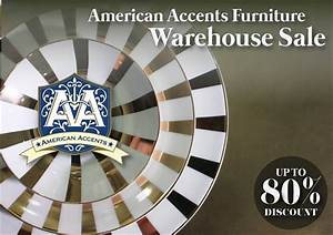 American accents furniture warehouse sale up to 80 off for American home furniture warehouse locations