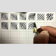 Fun Pointed Pen Calligraphy Drill Exercises Youtube