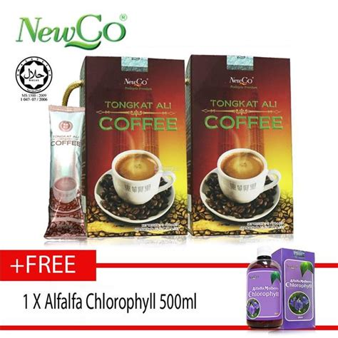 To take advantage of the offer you'll have to have the app. Newco Tongkat Ali Coffee 2 X 10 sach (end 7/11/2019 9:15 AM)