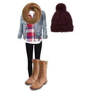 Simple and Cute Fall Outfit