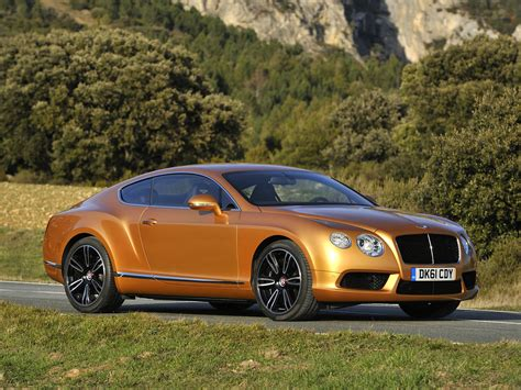 Continental Gt V8 2nd Generation Continental Gt