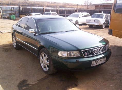 how petrol cars work 1999 audi a8 lane departure warning used 1999 audi s8 photos 4200cc gasoline automatic for sale