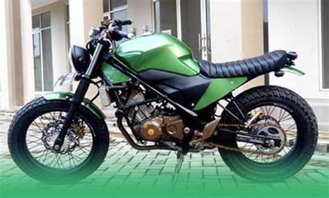 Modif Retro by Honda Cb150r Modif Retro Sepeda Motor Honda
