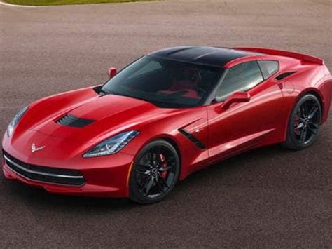 2014 Chevrolet Corvette Mpg by 2014 Chevrolet Corvette Pricing Ratings Reviews