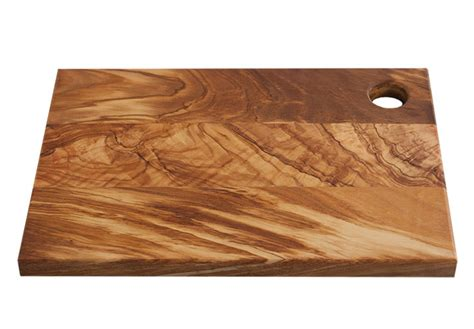 Italian Olive Wood Cutting Board 12 X 8 Inch