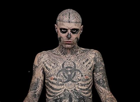 Top 10 Most Tattooed People In The World  Bad Tattoo Pictures