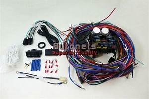 Hot Rod Wiring Harness