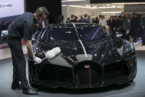 At present, i am following up four strategic ideas. Batmobile-like Bugatti, most expensive new car ever made, snapped up by mystery buyer for US$12 ...