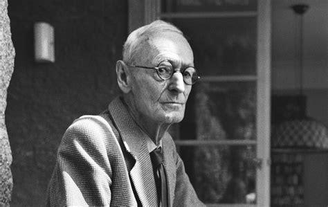 Biography of Hermann Hesse, German Poet and Novelist