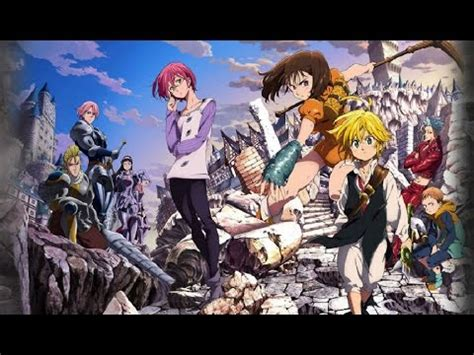 Seven Deadly Sins Characters