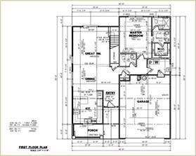 floor plans builder sle floor plans home interior design ideashome