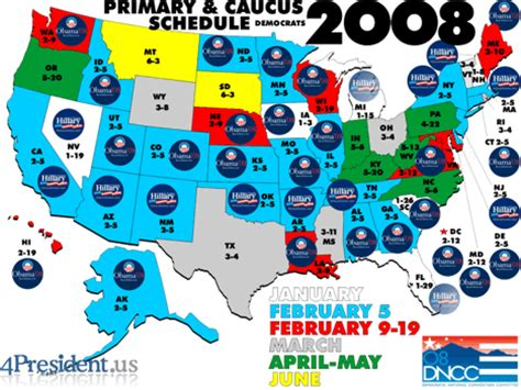 presidential campaign blog  democratic primary