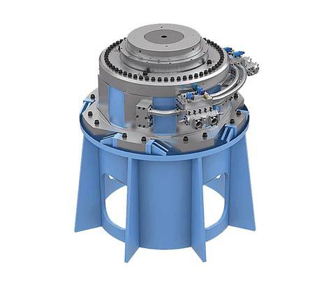 Marine Hydraulic Steering Gear by Steering Gear Rolls Royce