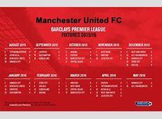 Jadwal Manchester United Lengkap Musim 20152016 Artikel