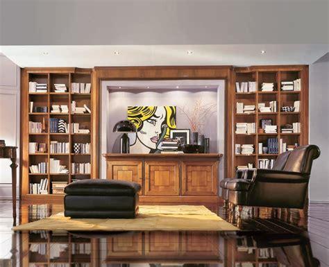 faretti per soggiorno preziosa libreria con credenza e faretti per soggiorno