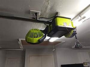 Ryobi Garage Fan Accessory Gdm421 At The Home Depot