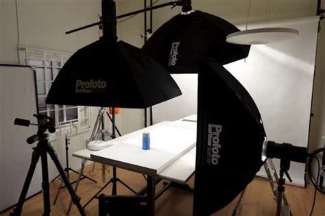 product photography from lighting setup to finished image