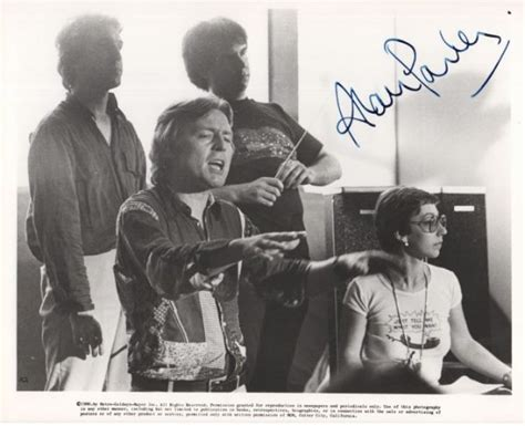 Sir Alan Parker | Regis Autographs