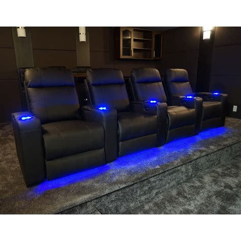 theater  seating andromeda home theatre power recliner