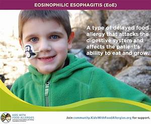 Have You Heard Of Eosinophilic Esophagitis  Also Known As Eoe